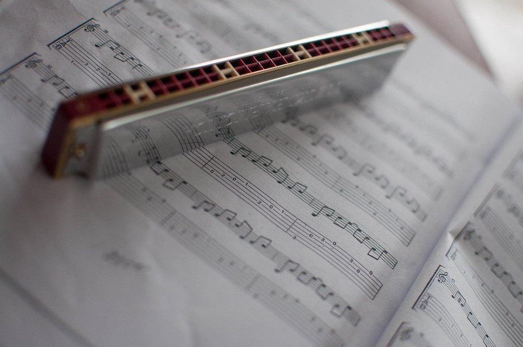 Harmonica Songs, How to play a harmonica,#Harmonica