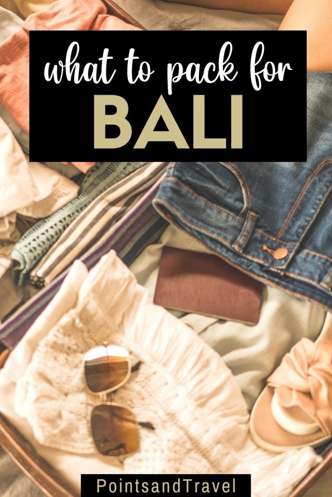 Bali Packing List, What to Pack for Bali, packing list Bali, packing list for Bali, what to bring to Bali, Pack for Bali, things to pack for Bali, things to take to Bali, what to WEAR in Bali #Bali