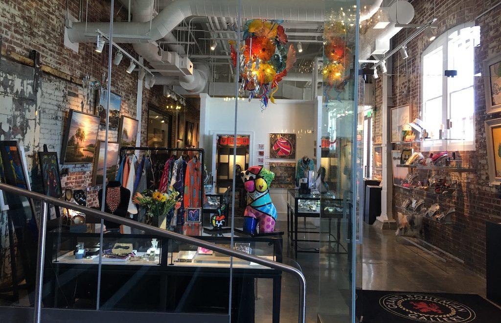 Grand Bohemian Gallery in Savannah GA