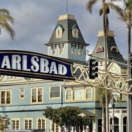 Carlsbad mall, Carlsbad Lagoon, Carlsbad village, #Carlsbad