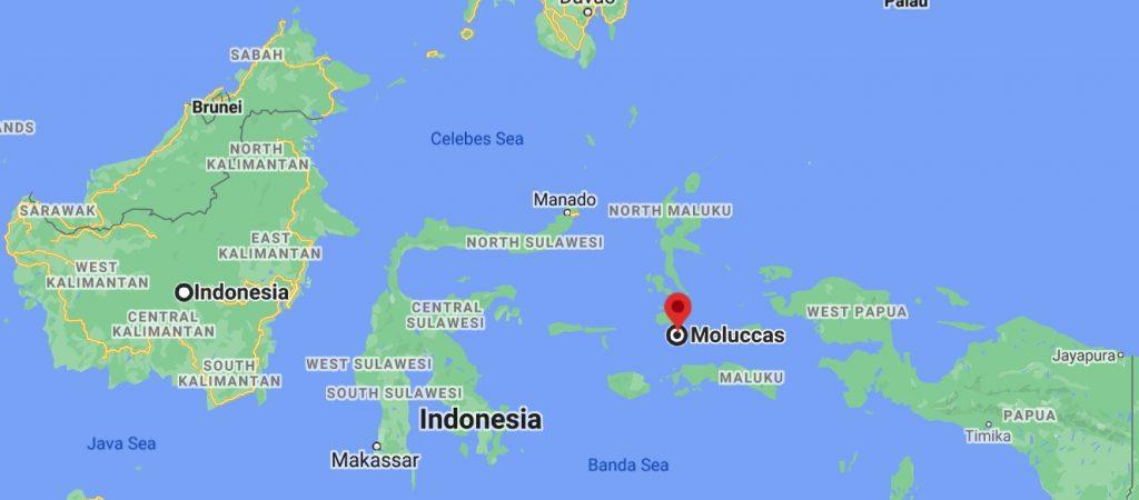 Spice Island's Indoneisa