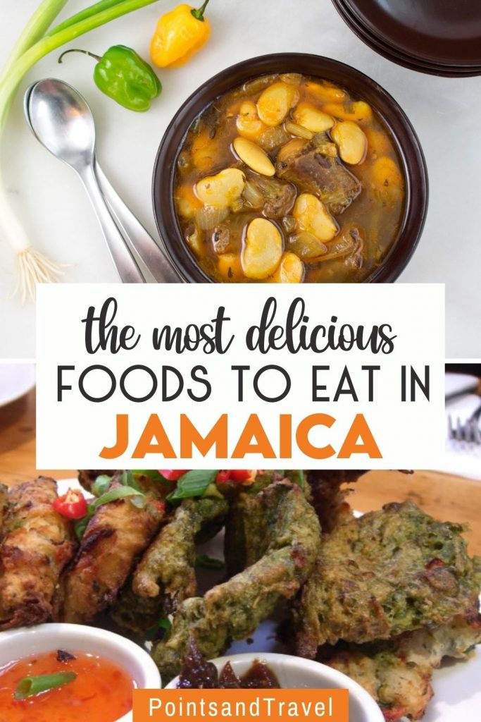 Jamaican food to eat from Jamaica