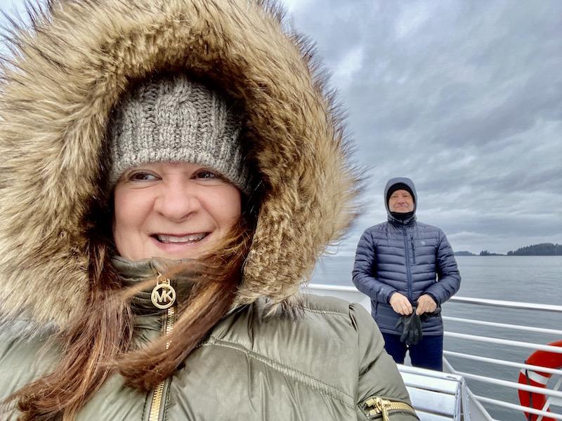 Fun Times with Patrick in Alaska