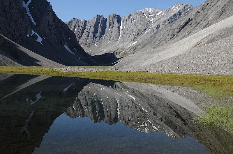 Gates of the Arctic in Alaska