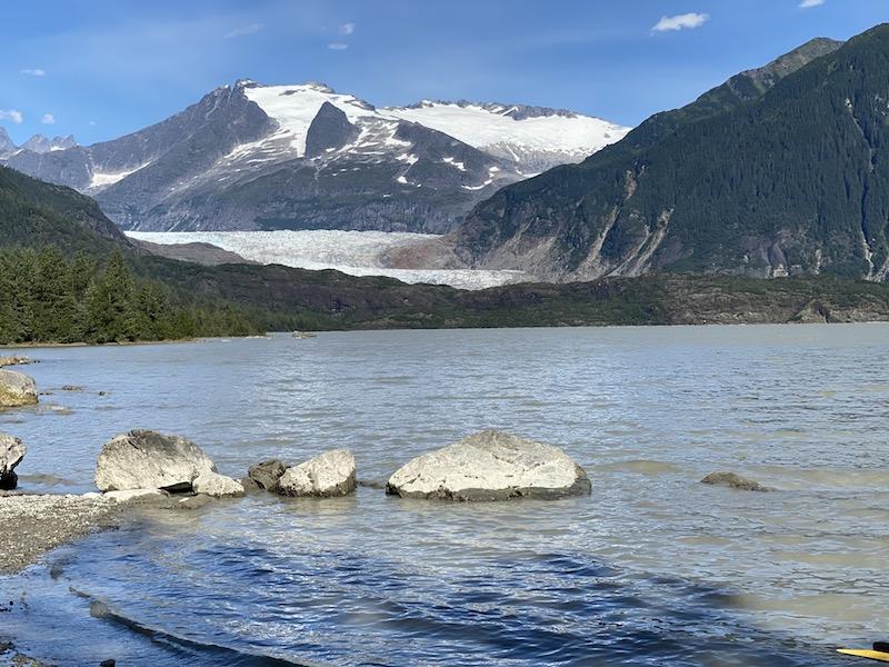 Mendenhall Glacier and Lake