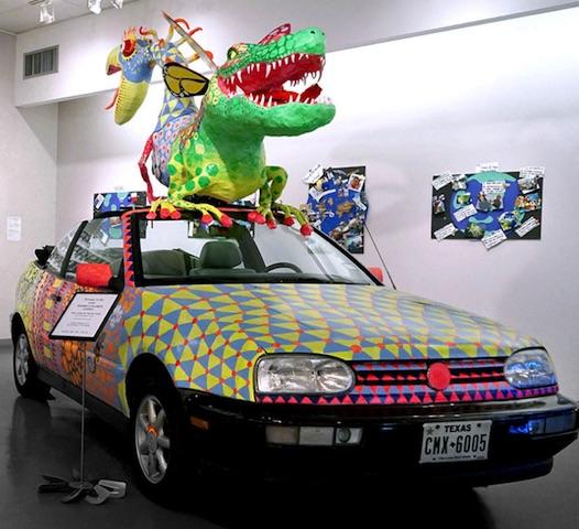 The Art Car Museum