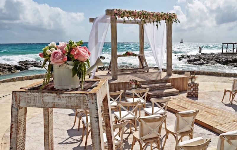Wedding in rural Florida