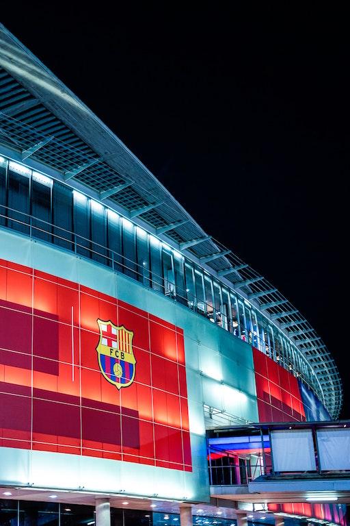 Camp Nou, Barcelona's Soccer Club Building