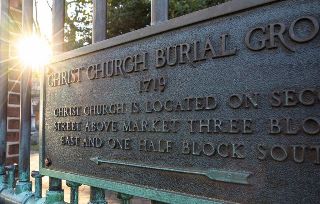 Christ Church, One Day in Philadelphia, #Philadelphia, #Pennsylvania