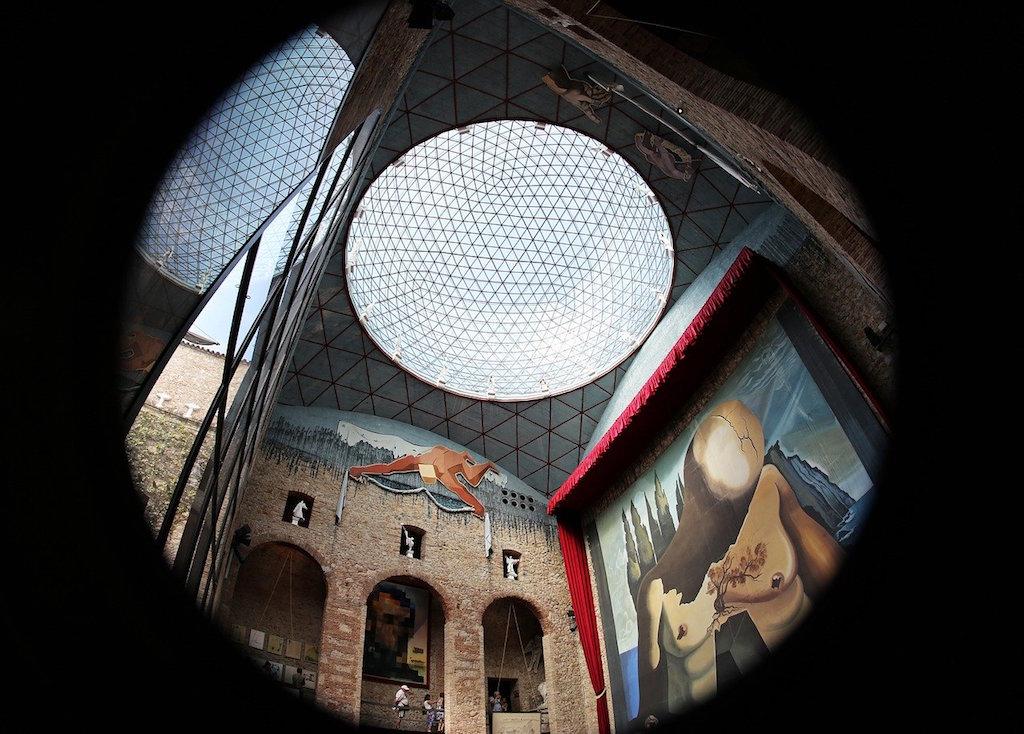 Dalí Museum in Paris France