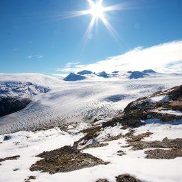 Kenai Fjords Park - Harding Ice Field