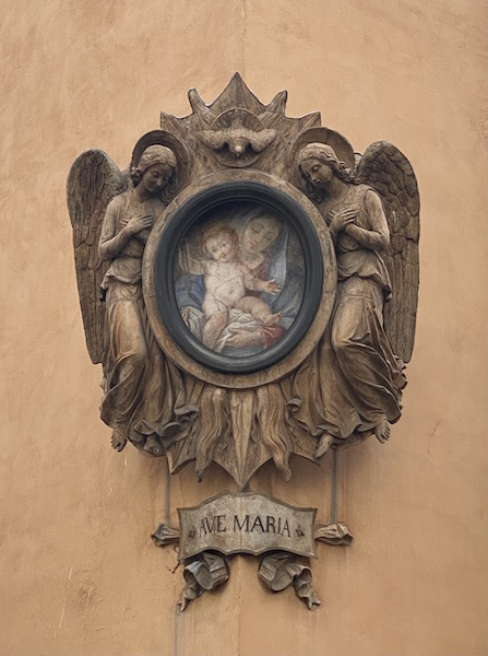 Maria photography in Rome Italy