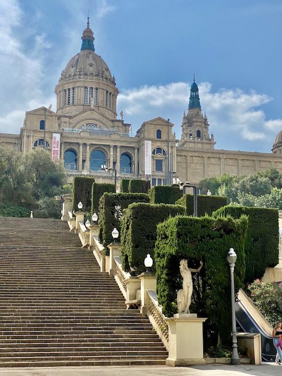 National Museum of Catalunya Art