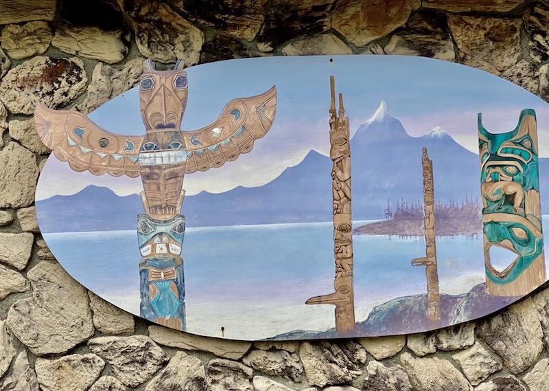 Native Paintings in Alaska