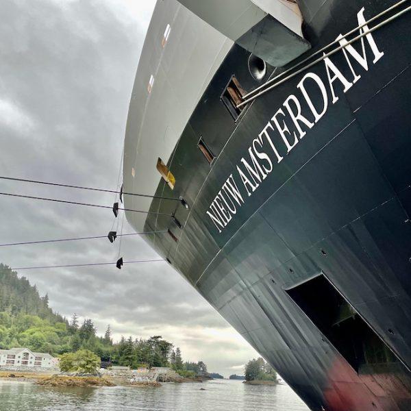 Nieuw Amsterdam Ship