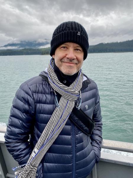 Patrick in Alaska