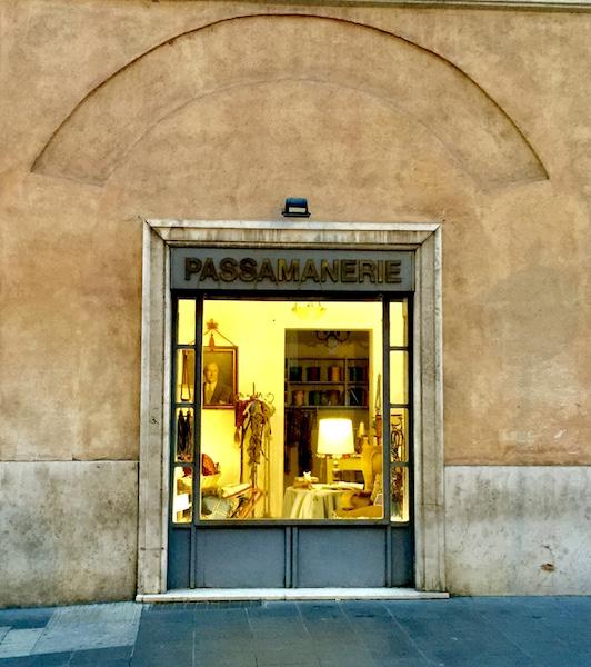 Store in Rome ItalyStore in Rome Italy
