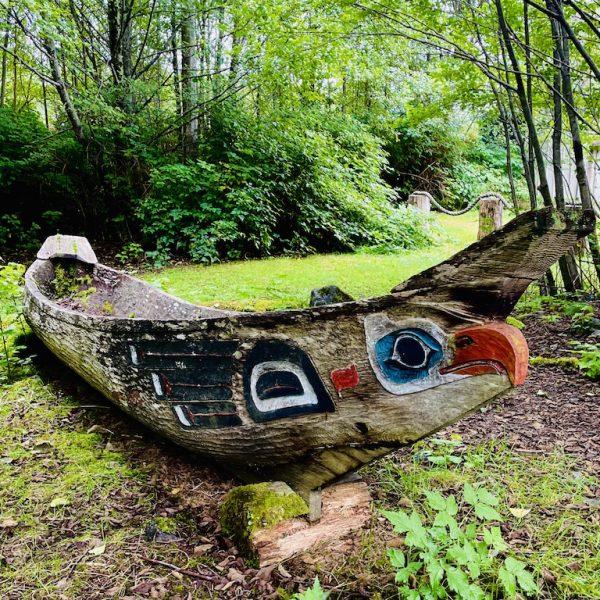 Totem Pole Boat