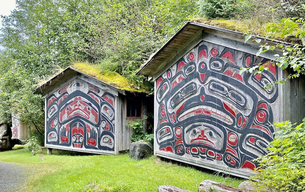 Totem Pole Houses