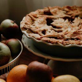 Apple Strudel, Austrian desserts