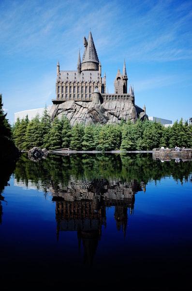 Harry Potter Mansion