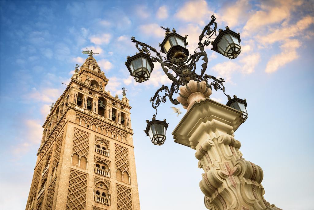 La Giralda Tower (Bell Tower)