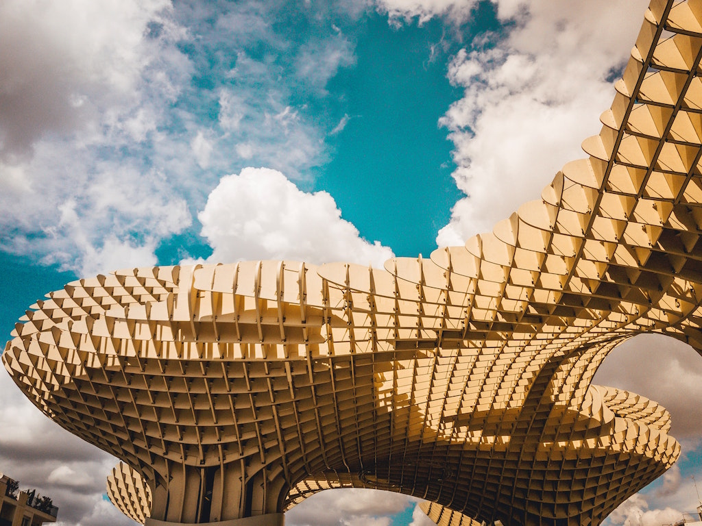 Las Setas de Sevilla Spain, Metropol Parasol