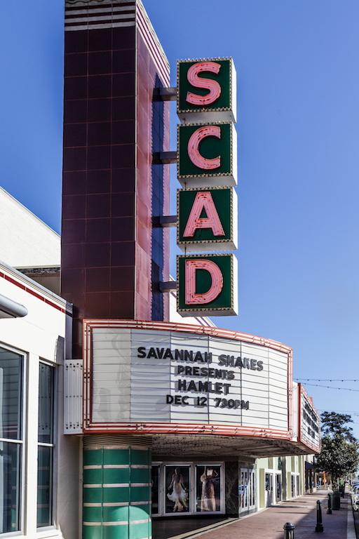 SCAD, Savannah College of Art and Design