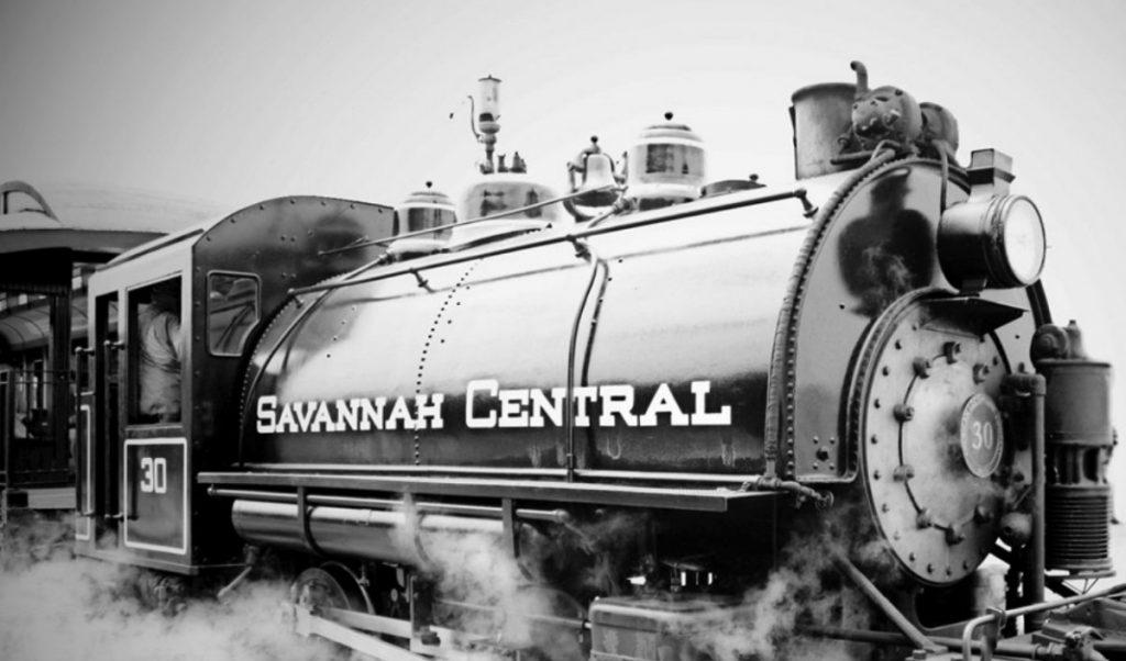 savannah Central train