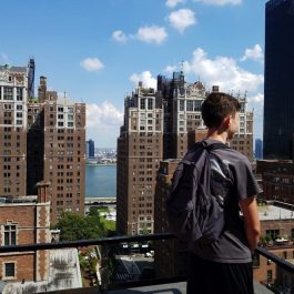 Soho Kid on Baloney in NYC